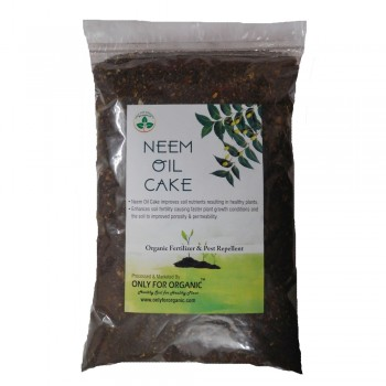 Neem Oil Cake Powder
